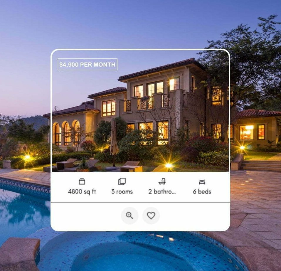 malibu real estate for sale with targeted advertising