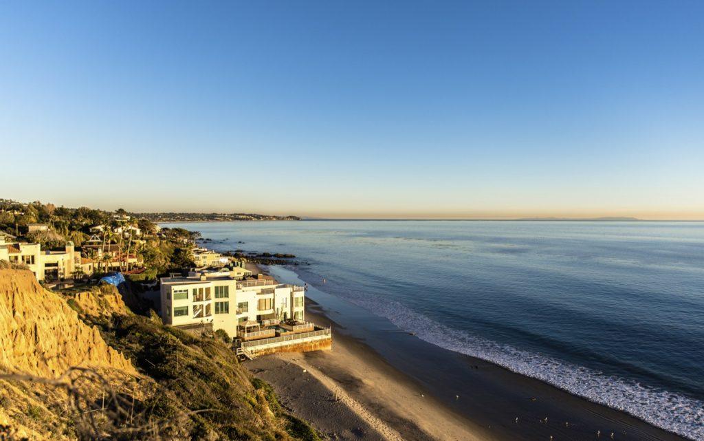 real estate agent in Malibu